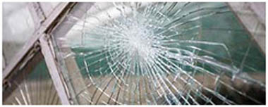 Allerdale Smashed Glass